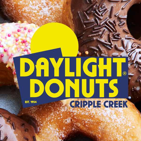Daylight Donuts Cripple Creek Graphic